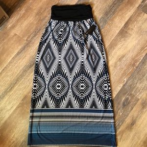 AB Studio Women's Maxi Skirt